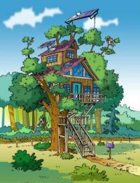 Granola's Treehouse