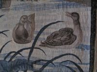 Tapestry ducks