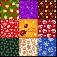 Christmas patterns 10