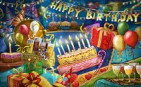 Happy Birthday Jigidi - thanks for a great year of puzzles and new site features