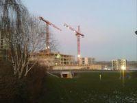 Building a hospital