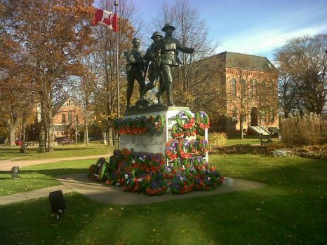 Honouring our Troops