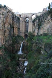 Puente Nuevo in Ronda, Southern Spain