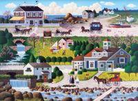 Cricket Hawk Harbor - Charles Wysocki