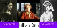 1893 Lillian Gish