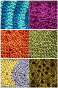 knit mosaic