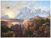 Casualties of Modernity ~ Kent Monkman (Cree)