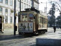 Porto Tram Jameson