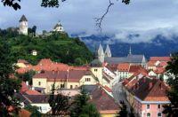 petersberg castle friesach
