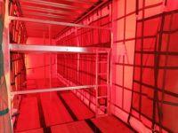 inside a trailer