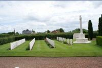 The price - my Grandfathers final resting place, Ruesenes Nord France