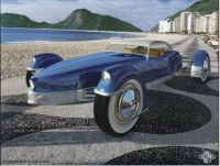 1955 Tucker-Carioca front view