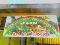 (9) Farm Stand on St. Croix, 2014