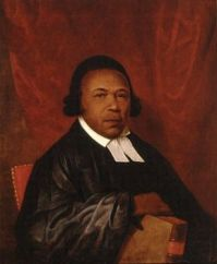 Raphaelle Peale (American, 1774–1825), The Reverend Absalom Jones (1810)