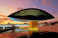 Curitiba - Museu Oscar Niemayer