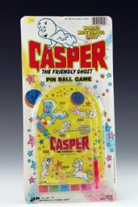 Casper Pin Ball Game