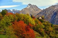 Autunno a Chatelair