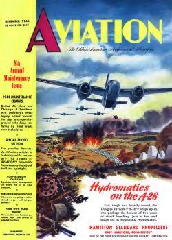 Aviation Magazine - Volume 43 Number 12 December 1944