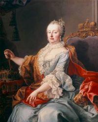 Martin van Meytens Empress Maria Theresia of Austria 1759