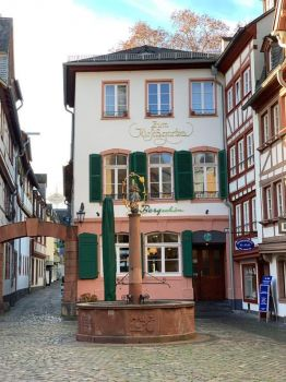 5.20 Zum Kirschgarten Hotel, Germany