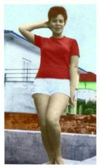 em São Vicente 1 964