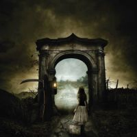 Death in the doorway