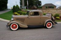 1934 Ford Deluxe Coupe With Rumble Seat