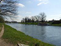 Pardubice - u řeky Labe
