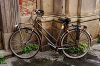 Bicycle - Lucca, Italy