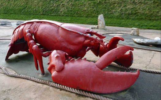 Theme Red - The Filey Lobster