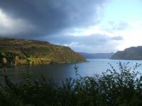 View from Portree