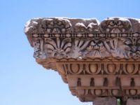 Roman ruin detail
