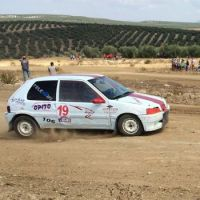 Antonio casado autocross Benameji 2014
