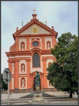 Bazilika - Stará Boleslav...  Basilica - Stará Boleslav/CZ ...
