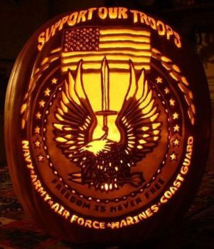 One More Halloween - armed services