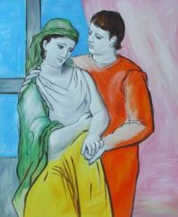 Picasso - Lovers