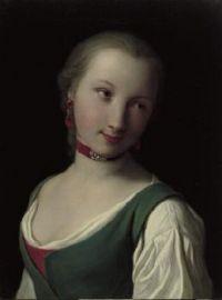 Italian Artist Pietro Antonio Rotari  Circa 1750