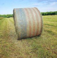 . bale of hay flag