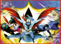 Gatchaman - Battle of the Planets (US Title)