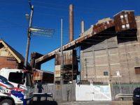 Abandoned Power Station, Rozelle, Sydney, Australia