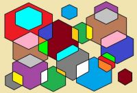 Wobblybear Creations 476 - (now FREE to own) - Hexagons 18032021 (Large)