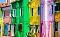 Vibrantly Colored Living