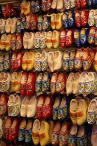 gli zoccoli colorati
