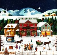 {Charles Wysocki} Country Store