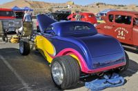 Colorful Hot Rod