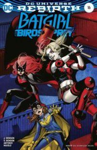 Birds of Prey 16