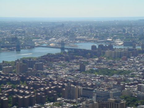 NYC from ESB