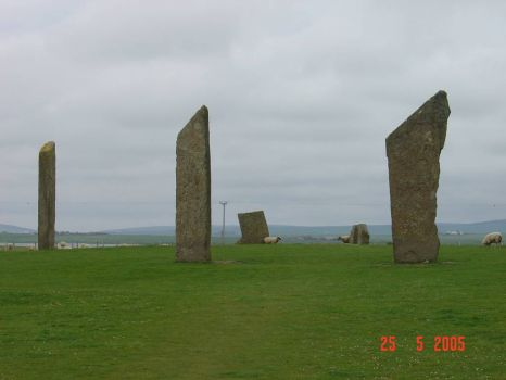Stones of Steness, Orkney