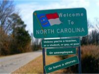 NC sign for 2013