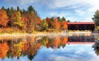 The Granite State in Autumn